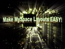 Thumbnail Make MySpace Layouts Easy with PLR