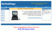 Thumbnail EZ PHP Templates with Master Resell Rights