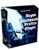 Thumbnail Rogue Clickbank Profits Plugin with PLR
