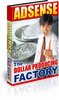 Thumbnail Adsense The Dollar Producing Factory with PLR