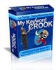 Thumbnail My Keyword Crook with Master Resell Rights