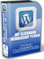 Thumbnail WP Clickbank Membership Plugin with MRR