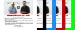Thumbnail Teaser Opt-In Pages with Master Resell Rights