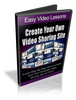 Thumbnail Create Your Own Video Sharing Site Instruction Videos