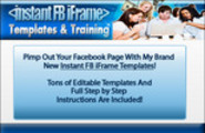 Thumbnail Instant FB iFrame Templates & Training