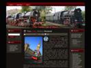 Thumbnail 3 Steam Engine Themes  HTML & WordPress Theme with MRR