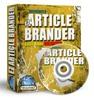 Thumbnail EZ Article Brander with MRR and Bonus