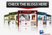 Thumbnail Premium Niche Blog Pack with MRR