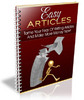Thumbnail Easy Articles with PLR