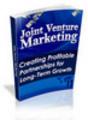 Thumbnail Joint Venture Marketing