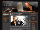 Thumbnail 3 Business Template Blogger, HTML & WordPress Theme with MRR