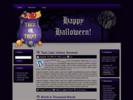 Thumbnail 3 Halloween Template  Blogger, HTML & WordPress Theme -MRR