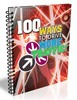 Thumbnail 100 Ways to Drive More Traffic with MRR & Giveaway Rights