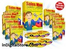 Thumbnail Sales Man Sales Letters - Instruction Video with MRR