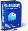 Thumbnail TwitterBot with Master Resell Rights