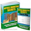 Thumbnail Article Marketing Secrets with Master Resell Rights