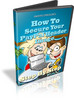 Thumbnail Secure Your Paypal Header Images - Instruction Video with PLR
