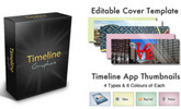 Thumbnail Facebook Timeline Pages for Business - Video, Graphics & Ebook