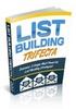 Thumbnail List Building Trifecta - Ebook with PLR