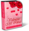 Thumbnail Valentine Gift Website Template Pack - Template