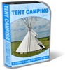 Thumbnail Tent Camping Website Template Pack - Template