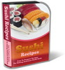 Thumbnail Sushi Recipe Website Template Pack - Template