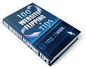Thumbnail 100 Website Flipping Tips - Ebook with PLR