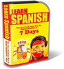 Thumbnail Learn Spanish Template Pack - Template