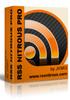 Thumbnail RSS Nitrous Pro - Software & Videos with PLR