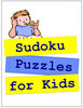 Thumbnail Sudoku Puzzles for Kids - Ebook with MRR