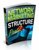 Thumbnail Network Marketing Structure - Part 2 - Ebook with PLR