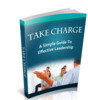 Thumbnail Take Charge - Ebook with MRR
