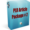 Thumbnail 150 PLR Article Package 2