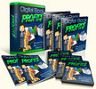 Thumbnail Digital Book Profits - Instruction Videos & Ebook with MRR