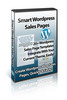Thumbnail Smart Wordpress Sales Pages - Software & Video with PLR