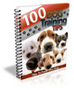 Thumbnail 100 Dog Training Tips - Ebook with MRR