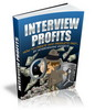 Thumbnail Interview Profits - Ebook & Articles with MRR