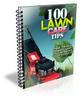 Thumbnail 100 Lawn Care Tips - Ebook with MRR