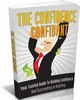 Thumbnail The Confidence Confidant - Ebook with MRR
