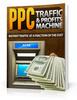 Thumbnail PPC Traffic & Profits Machine - Ebook with MRR