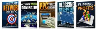 Thumbnail Profitable Blog Pack - 5 Ebooks with MRR
