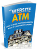 Thumbnail The Website ATM - Ebook with MRR