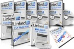 Thumbnail LinkedIn For Business Instruction Videos and Pdf with MRR