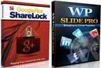 Thumbnail Google Plus Sharelock - Wordpress Plugin with RR