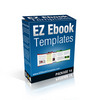 Thumbnail EZ Ebook Templates 12 - Templates with PLR