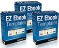Thumbnail EZ eBook Templates - Templates Volume: 12,13 and 14with PLR
