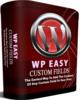 Thumbnail WP Easy Custom Fields - WP Plugin with PLR
