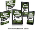 Thumbnail Newbie Marketing Kickstart - 3 eBooks with PLR