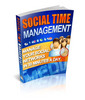 Thumbnail Social Time Management - eBook