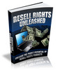 Thumbnail Resell Rights Unleashed - eBook with MRR